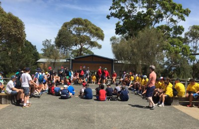 Year 7 2016 Camp 2 Day 1C