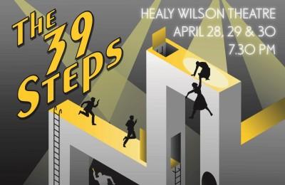 39 steps JC