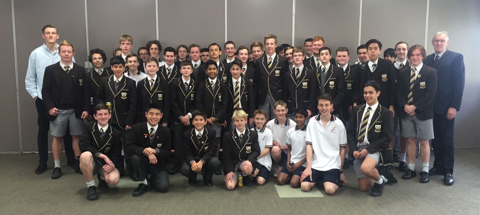 High Achievers morning tea with Julian Lipinski. cropped jpg